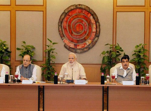 NDA govt second aniversary: BJP highlights its 'achievements'