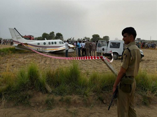 Had just 10 seconds to make final decision: Air ambulance pilot