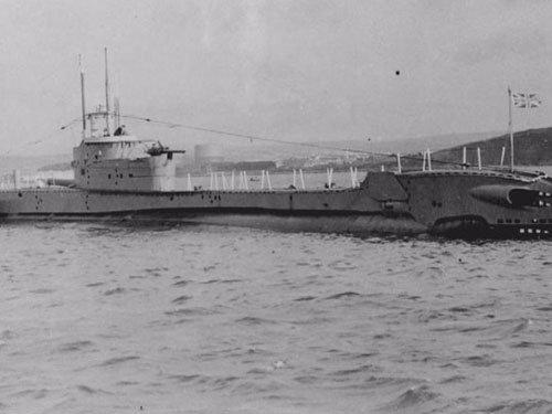 WWII submarine found with 71 dead bodies