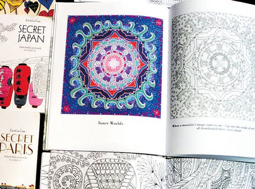 Craze for colouring books picking up among adults in Bengaluru