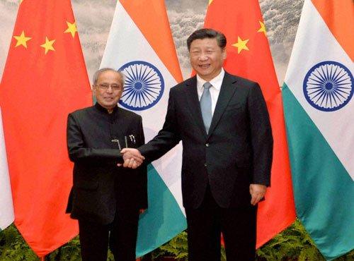 Pranab asks Xi to stop shielding JeM chief