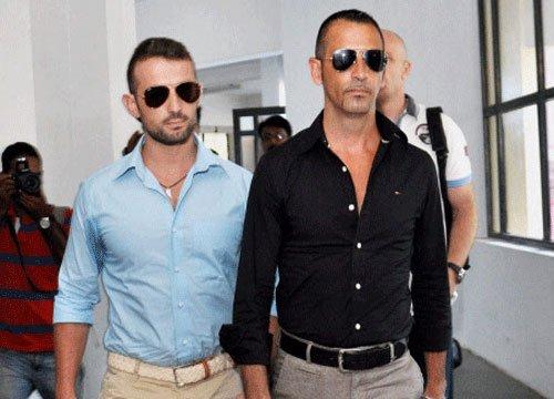 SC allows 2nd Italian marine to return home
