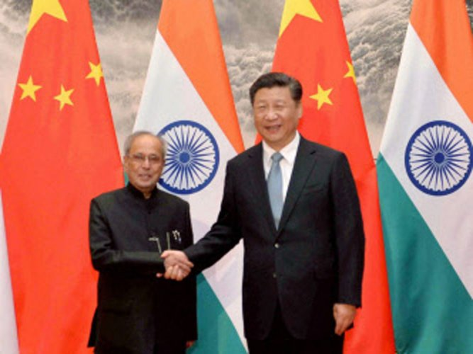India, China should appropriately address differences: Xi