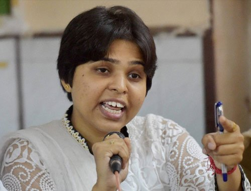 Desai alleges attack on her, fellow activist in Nashik