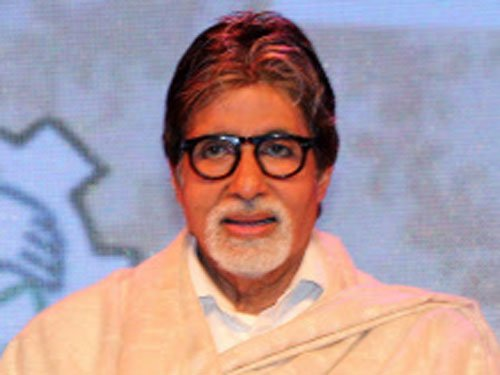Bachchan to host segment on girl child campaign at NDA's 2nd anniv event