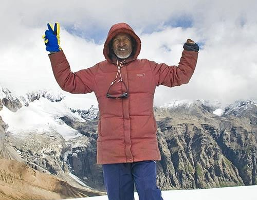Missing Indian climber found dead on Mount Everest
