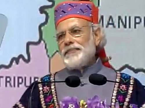 Adventure tourism can emerge as biggest employer in NE: PM
