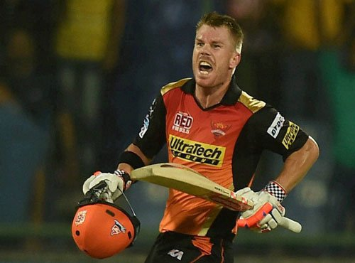 It's RCB vs Sunrisers in final