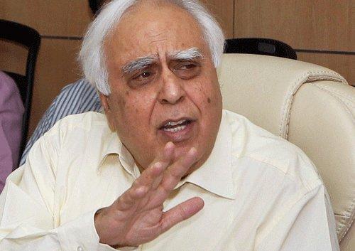 Why celebrate during agrarian crisis: Sibal