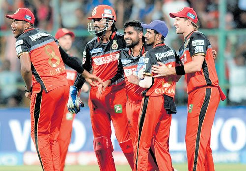 Odds stacked in favour of RCB