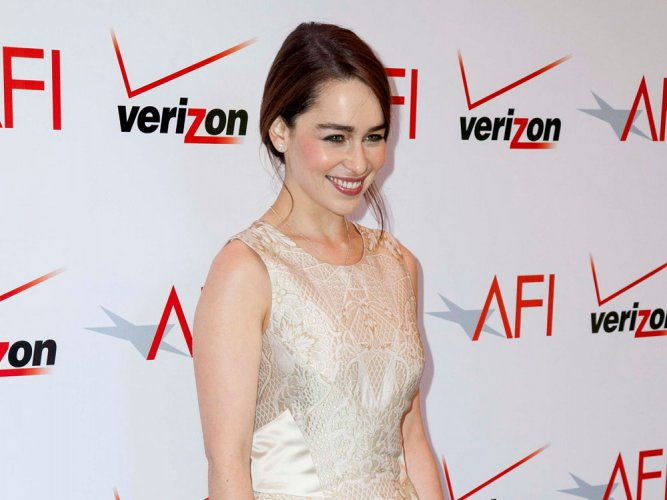 Watched GOT nude scene with my parents: Emilia Clarke