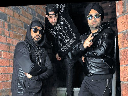 Makeover for 'bhangra'