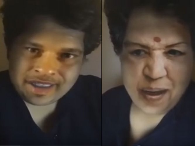 Lata-Sachin mock video creates furore, AIB's Tanmay in the dock