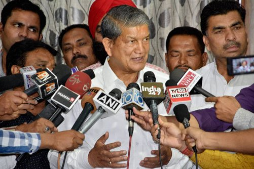 Fresh trouble for Rawat over RS seat