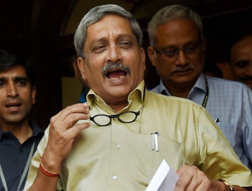 No sabotage, cause to be known after inquiry: Parrikar on Pulgaon fire