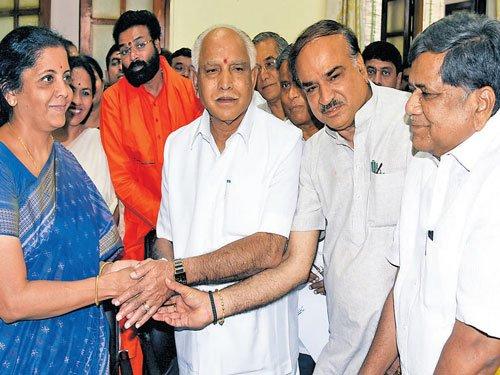 Council polls: Lehar Singh, BJP's 2nd candidate