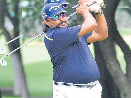 An affair with golf