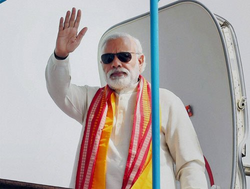 PM Modi begins five-nation tour today