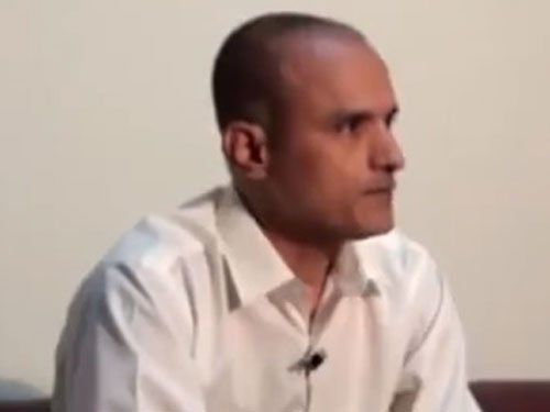 Pak turns down India's request for consular access to Jadhav