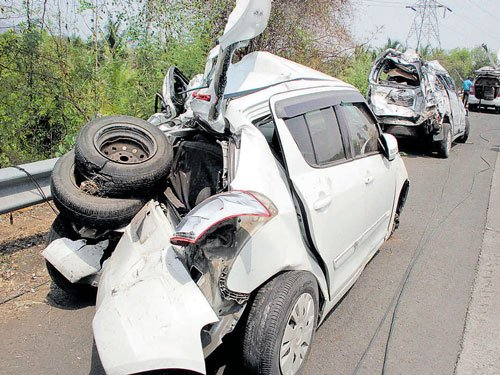 Expressway accident claims 17 lives   Deccan Herald