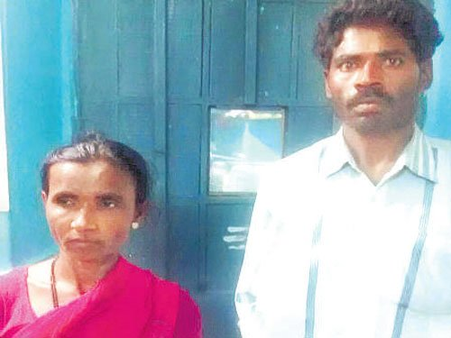 Woman gangs up  with paramour to kill husband of 22 years