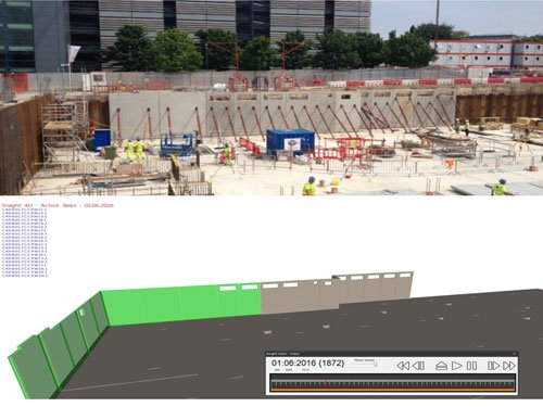 New 4D simulation to prevent construction project delays