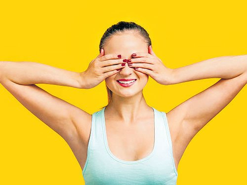 Exercises to keep your eyes healthy