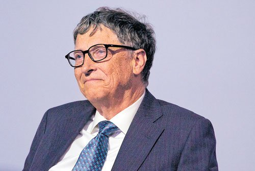 Bill Gates: Chickens, not computers, can solve poverty