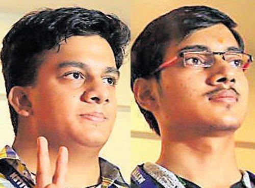 Jaipur boy tops JEE Advanced