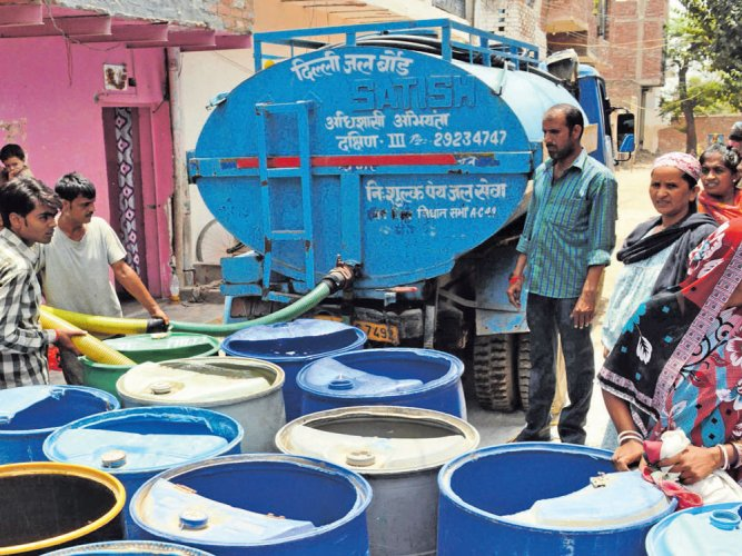 Sangam Vihar water woes to end soon