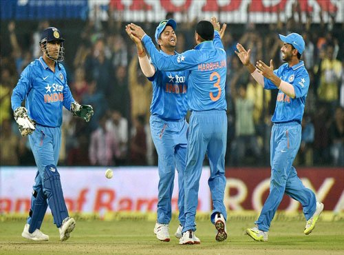 India clinch series after crushing 8-wicket win vs Zimbabwe
