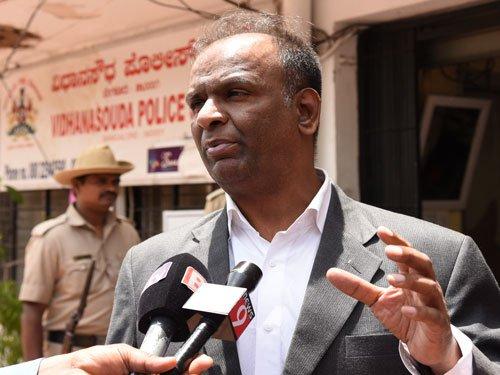 FIR filed against JD(S) MLA Mallikarjun Khuba