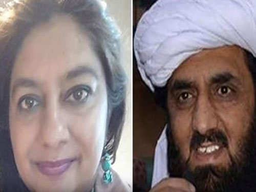 Pak lawmaker abuses woman activist on live TV debate; booked