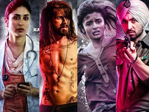 CBFC issues A certificate to 'Udta Punjab'