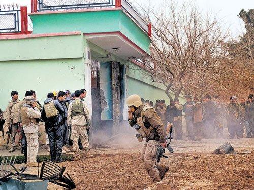 Taliban use 'honey trap' boys to kill Afghan police