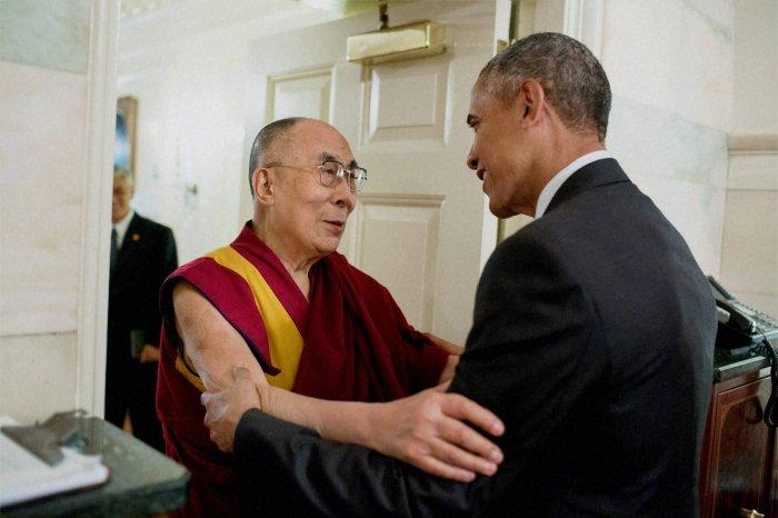 Obama-Dalai meeting violated US' promises: China