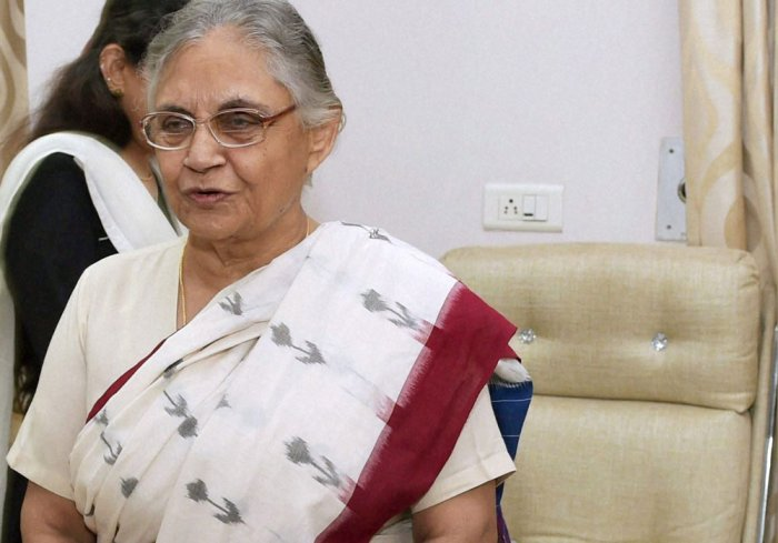 Sheila may be Congress' face in UP polls