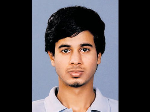 Manipal student wins laurels for designing train toilet