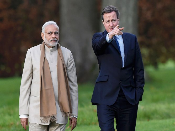 UK backs India's NSG bid; offers 'firm support'
