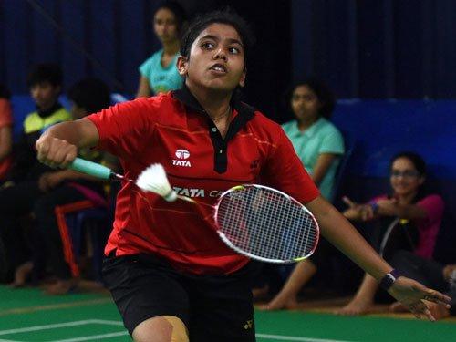 Ashwini in quarterfinals