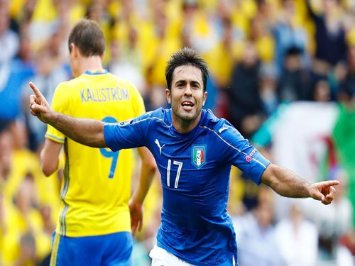Swede victory for Italy