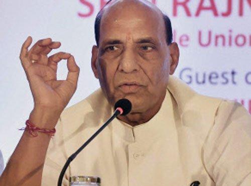 Ishrat missing papers panel set up not to implicate anyone: Rajnath