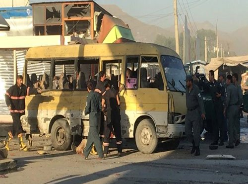 Two Indians among 25 killed in Afghanistan attacks