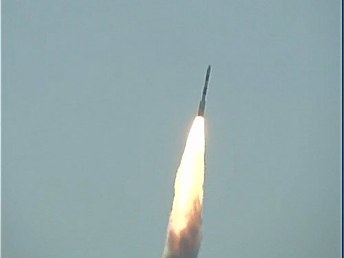 ISRO launches record 20 satellites in one go