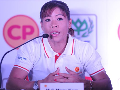 IOA, ad-hoc committee pursue wildcard for Mary from AIBA
