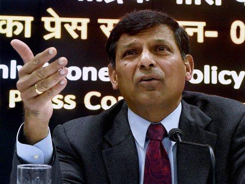 Rajan says NPAs, not higher rates, behind low credit growth