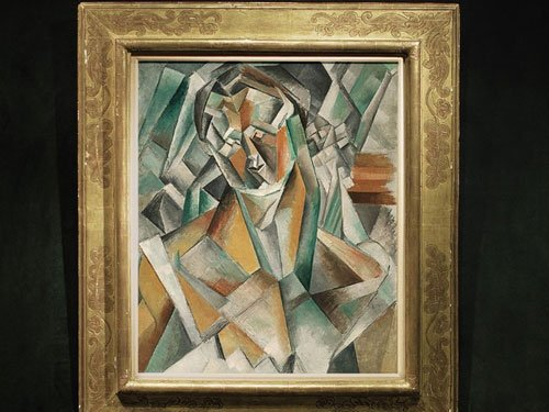 Picasso Cubist painting sold for USD 63.4 million, sets record