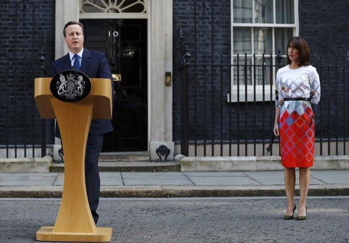 Britain votes to exit EU, PM Cameron to quit