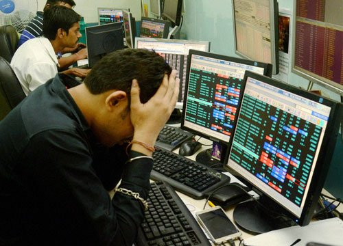Brexit knocks off Rs 1.8-trn from Indian stock mkt wealth