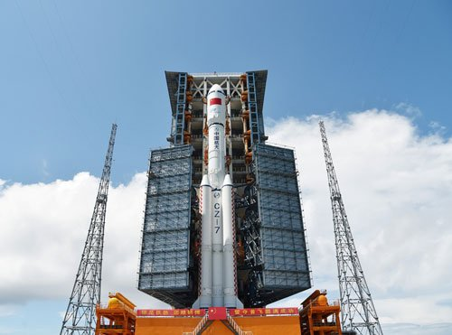 China successfully launches new generation space rocket